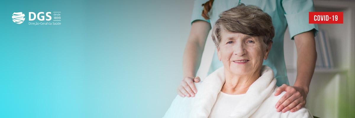DGS atualiza orientação para lares de idosos